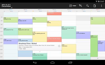 DigiCal Calendar Screenshot 33