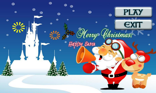 Merry Christmas: Helping Santa