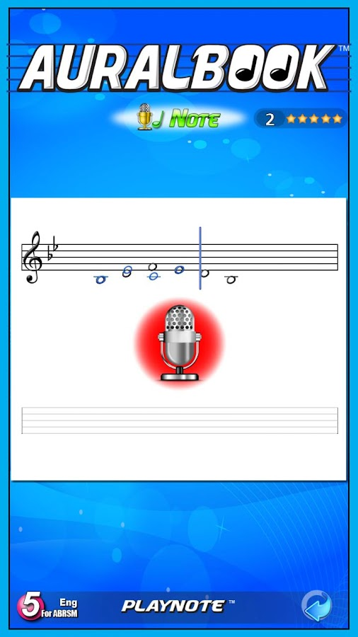 AURALBOOK for ABRSM Grade 5- screenshot