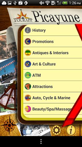 玩旅遊App|TourApp: Picayune, MS免費|APP試玩
