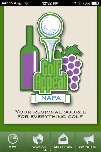 Napa Golf Appeal