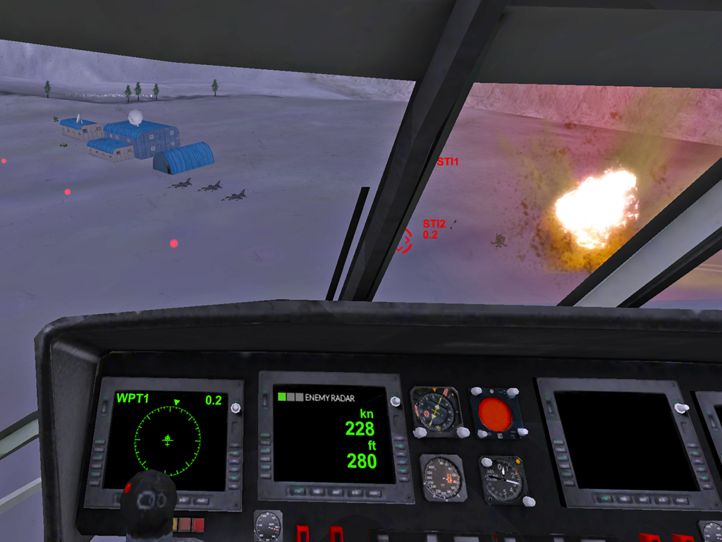 Helicopter Sim Pro- screenshot