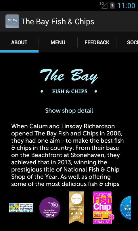 Bay Fish- screenshot