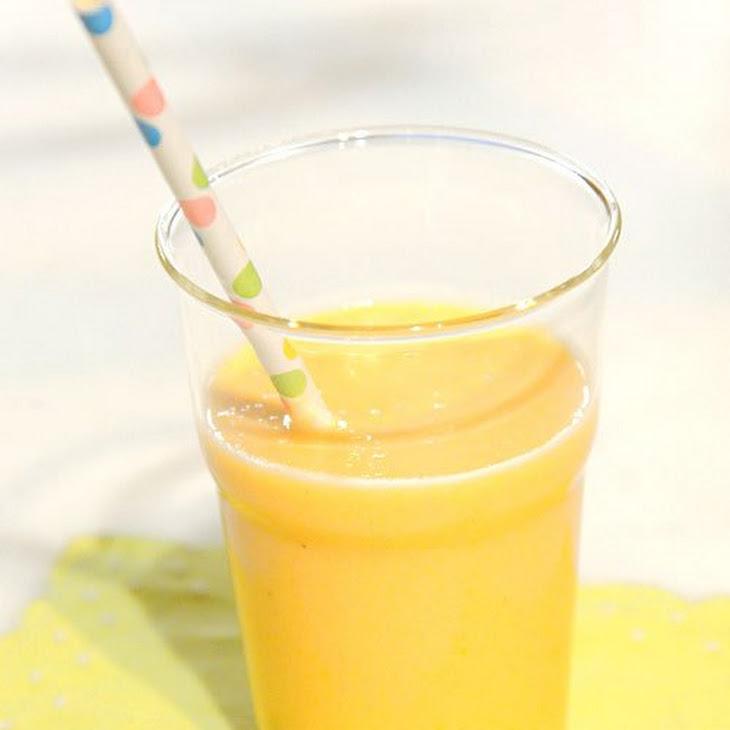 Mango-Pineapple Smoothie Recipe