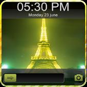 Eiffel Tower Go Locker EX