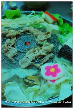 大老爺韓國烤肉火烤兩吃