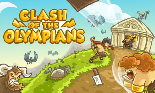 Clash of the Olympians 1.0.9 screenshots 1