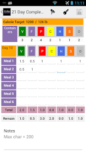 21 Day Complete Fix Fitness Screenshot 3 For Android