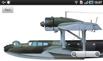 Screenshot of Battle of Britain Aircraft