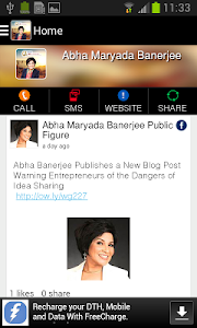 Abha Maryda Banerjee screenshot 2