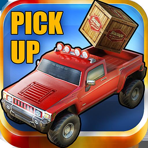 Pickup: Skills Competiton 賽車遊戲 App LOGO-硬是要APP