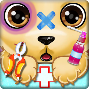 Injured Puppy Doctor Games Free Android App Market