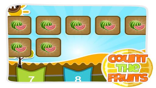 玩免費休閒APP 下載Count the Fruits app不用錢 硬是要APP