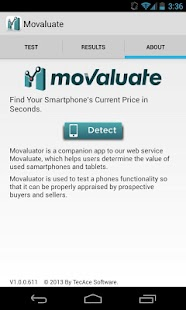 Your phone appraisal-Movaluate- screenshot thumbnail