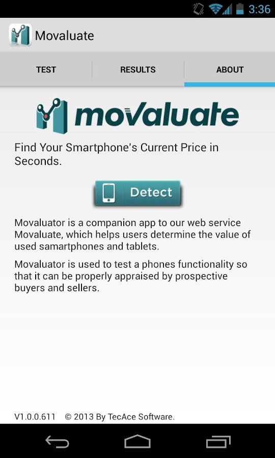 Your phone appraisal-Movaluate- screenshot