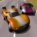 Lane Racer 3D mobile app icon