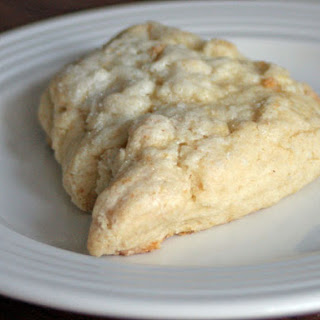 Almond Paste Scones