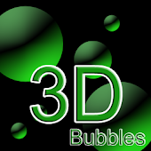 3D Bubbles Live Wallpaper