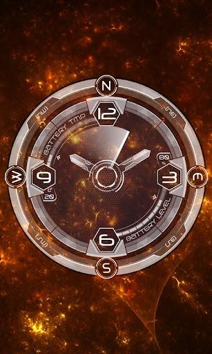 Space Theme HD Live Wallpaper