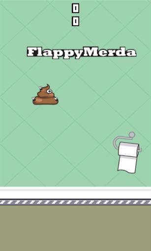 Flappy Merda
