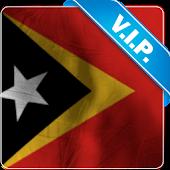 East timor flag lwp