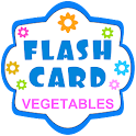 English Flash Cards-Vegetables icon