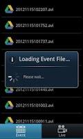 Screenshot of iPIXORD P2P IP Cam Viewer