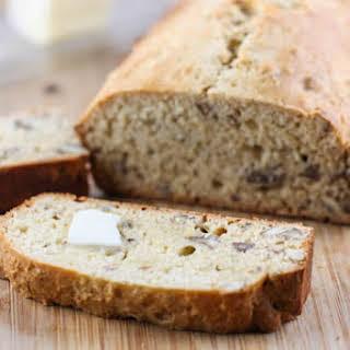 Honey Pecan Tea Bread.