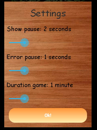 【免費教育App】Visual Memory-APP點子