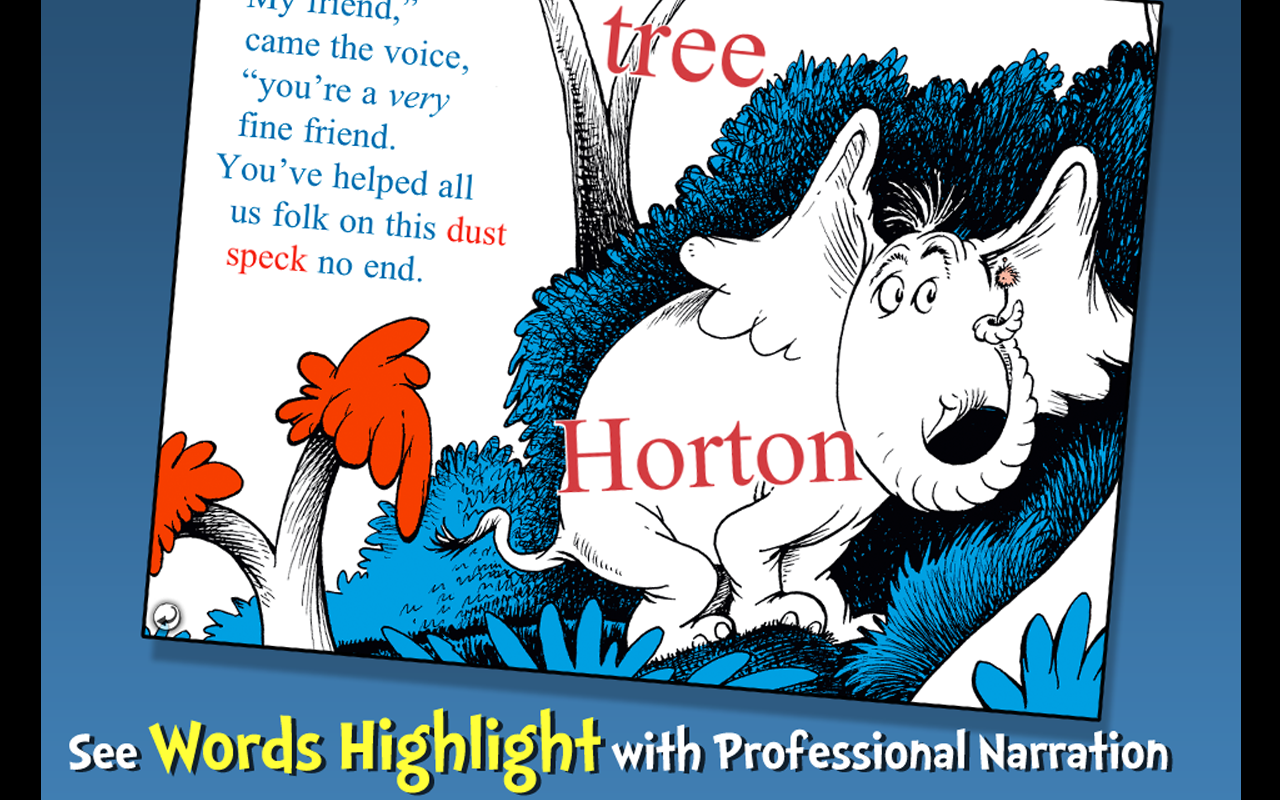 Horton Hears a Who! - screenshot