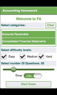 College Financial Accounting - screenshot thumbnail