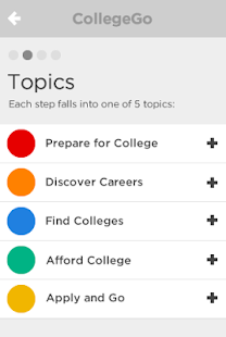 CollegeGo - screenshot thumbnail