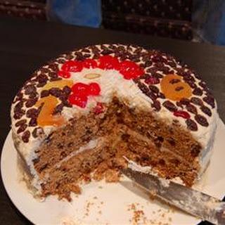 Raisin Cake.