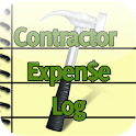 Contractor Expense Log logo