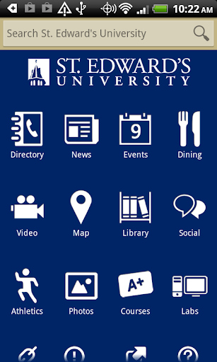 St. Edward's University Mobile