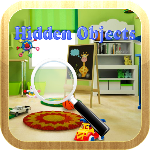 Hidden Objects Toy Room 休閒 LOGO-阿達玩APP