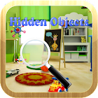 Hidden Objects Toy Room icon