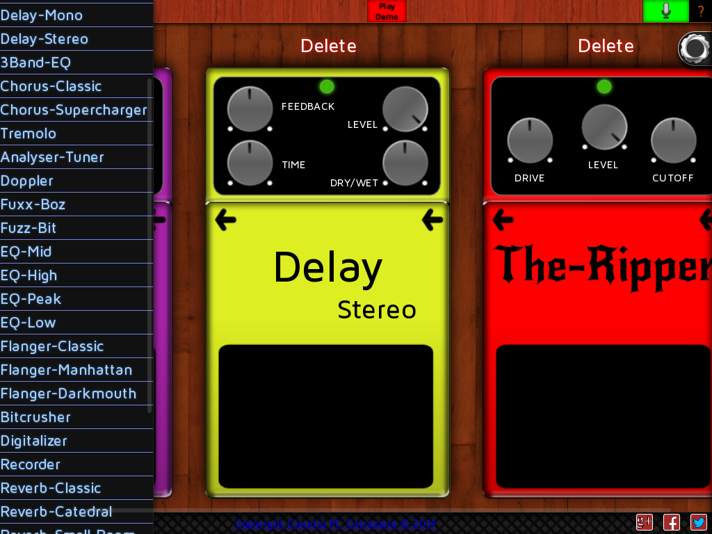 guitar effects android apps on google play