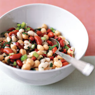 Three-Bean Salad.