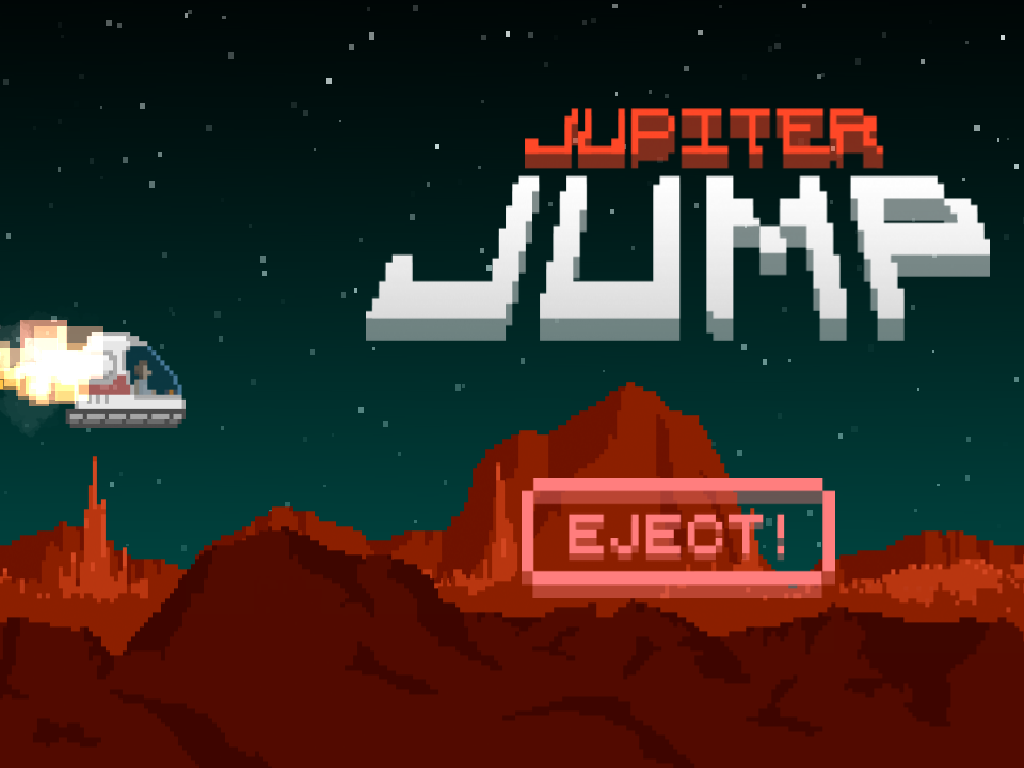 Jupiter Jump - screenshot