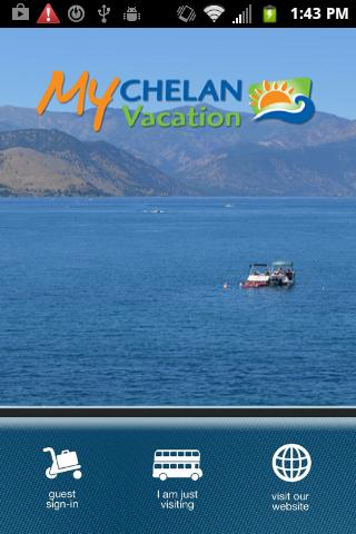 My Chelan Vacation
