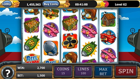 Clickfun Casino Slots- screenshot thumbnail