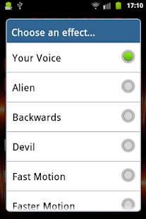 Voice Changer (Crazy) PRO - screenshot thumbnail