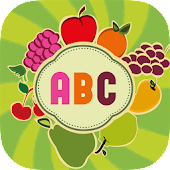 Fruit Alphabet for Kids