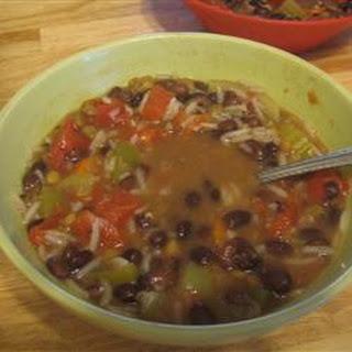 Beezie's Black Bean Soup.