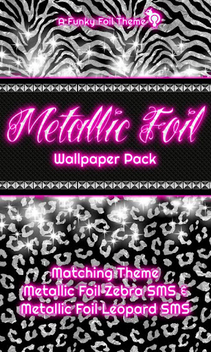 Metallic Foil Wallpaper Pack