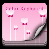 Cute Pink Keyboard
