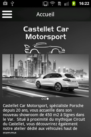 Castellet Car Motorsport