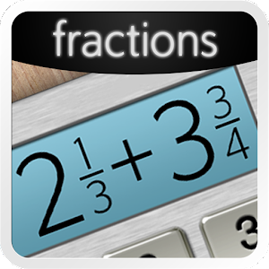Fraction Calculator Plus  3.5.1