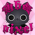 Go Sms Vampire Kitty icon